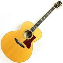 Collings SJ natural finish