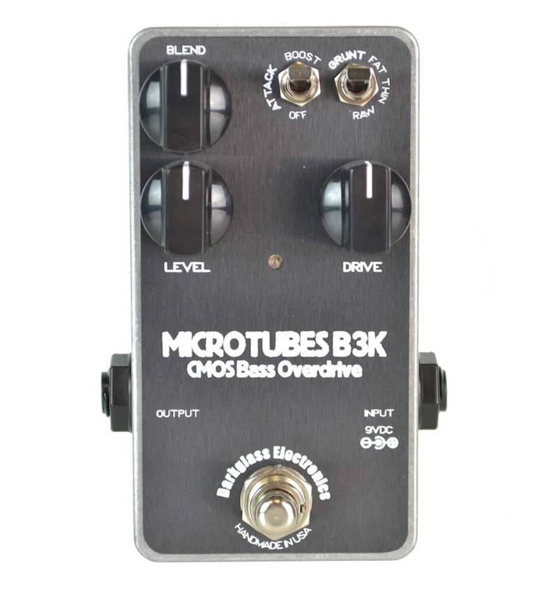 Darkglass Microtubes B3K