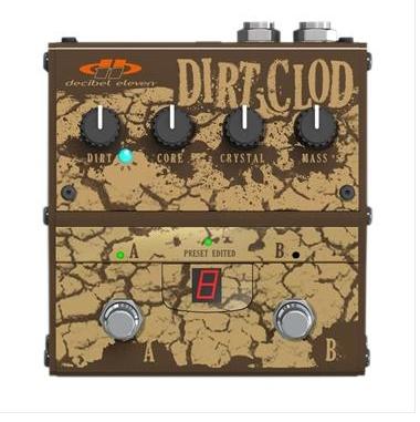 DB-11 Dirt Clod Overdrive