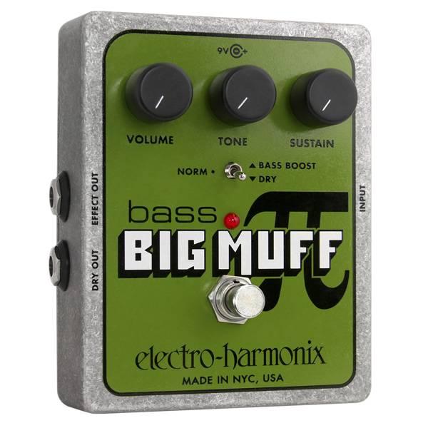 EH Bass Big Muff PI