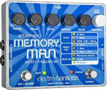 EH Stereo Memory Man with Hazarai