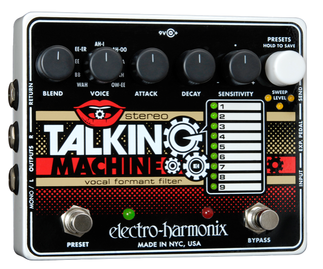 EH Talking Machine