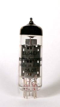 EL 84 power tube