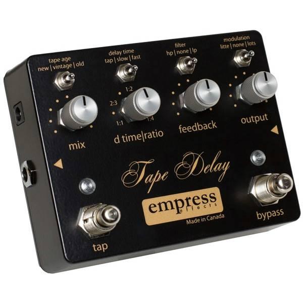 Empress Tape Delay
