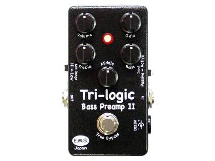 EWS Tri-Logic Bass Preamp 2