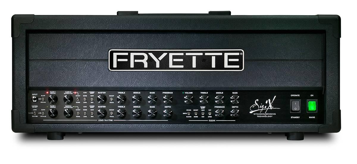 Fryette SIG-X head