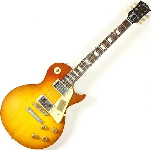 Gibson Mark Knopfler 1958 Les Paul Aged & Signed