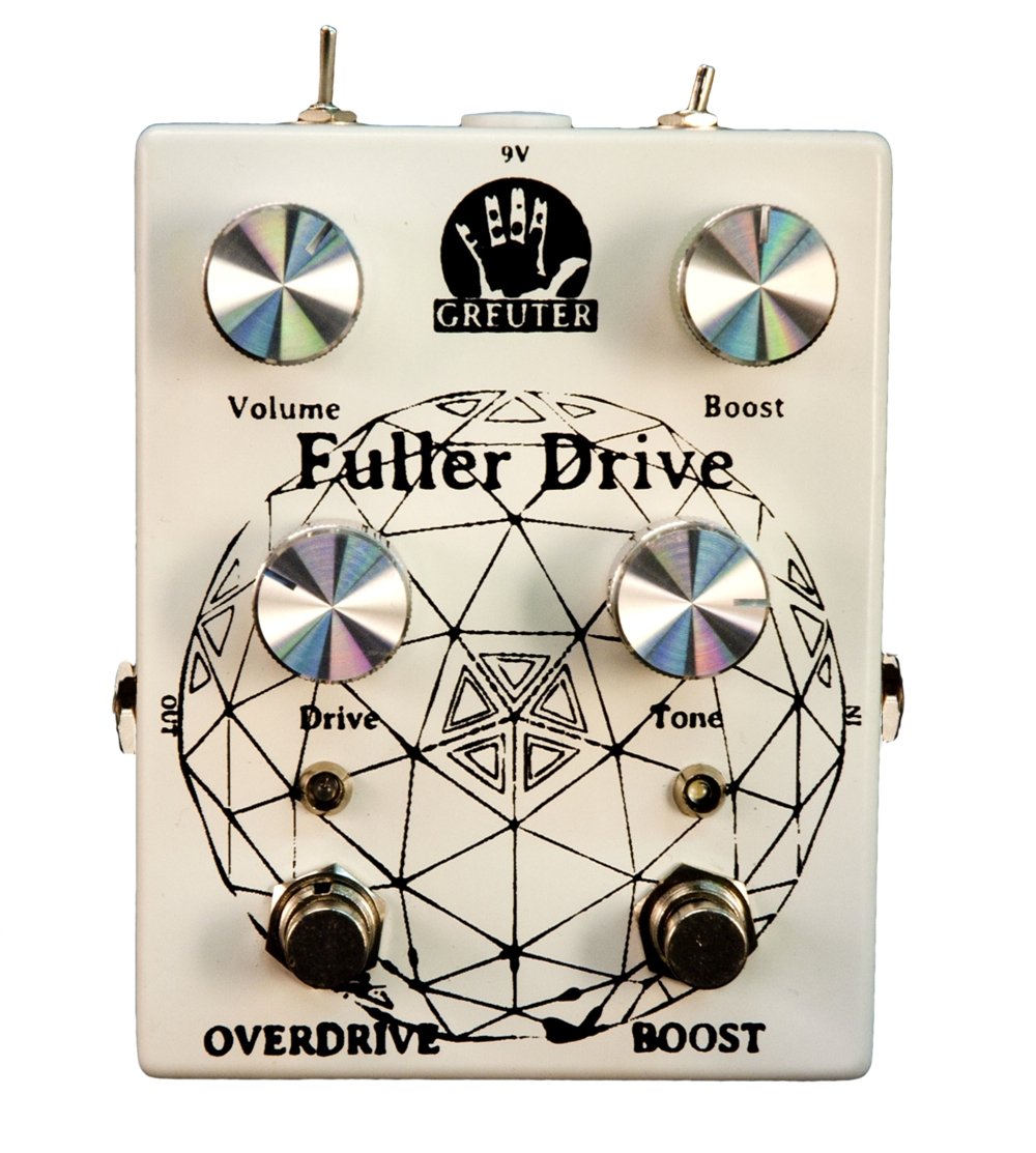 Greuter Fuller Drive with Boost