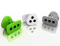 IK iRing, green, silver, white 0