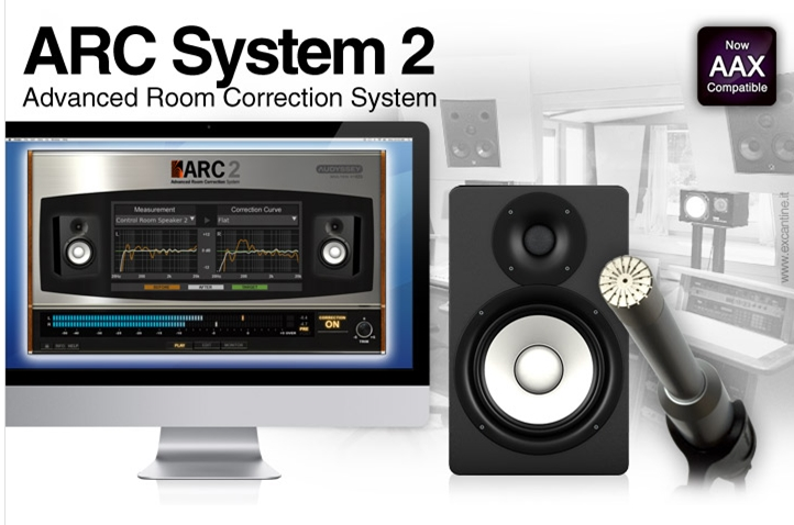 IK Multimedia ARC 2 System