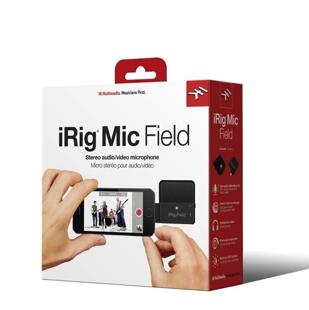 iRig Mic Field
