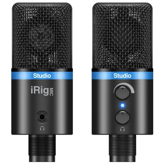 iRig Mic Studio Black
