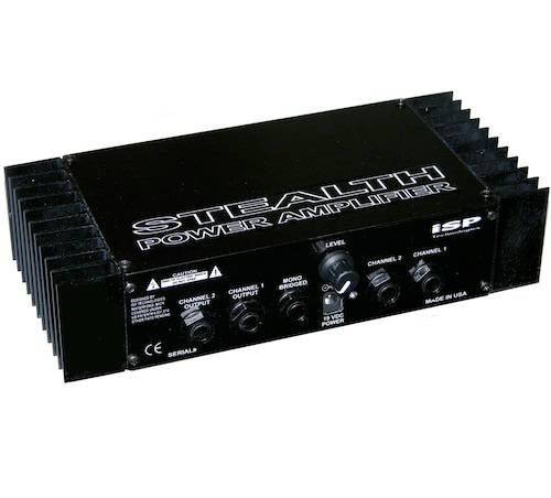 ISP Stealth Power Amp