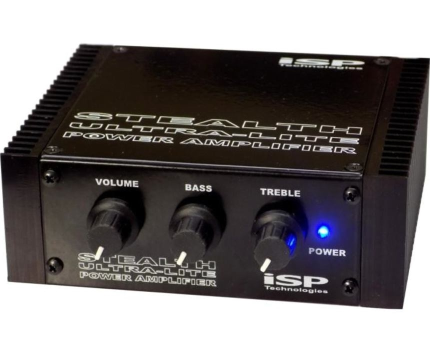 ISP Stealth Ultra-Lite power Amp