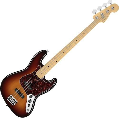 Jazz Bass Am. Std USA Sunburst MN