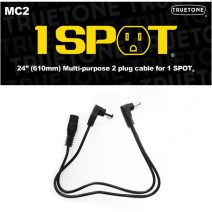 MC2 2 plugs cable