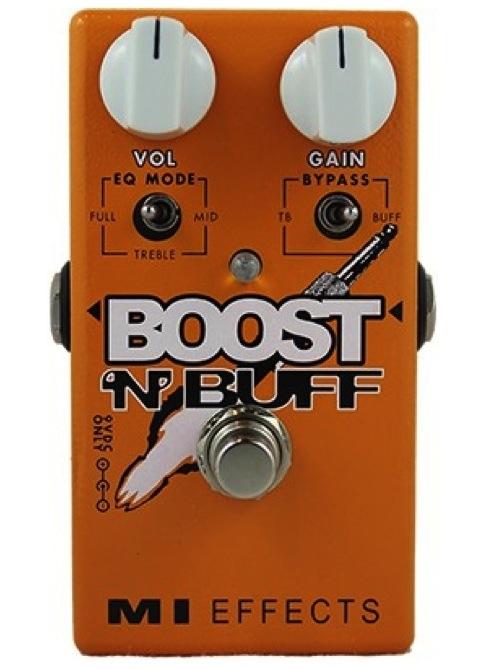 Mi Audio Boost'n'Buff V4