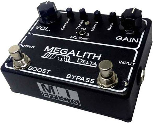 MI Audio Megalith Delta Distortion