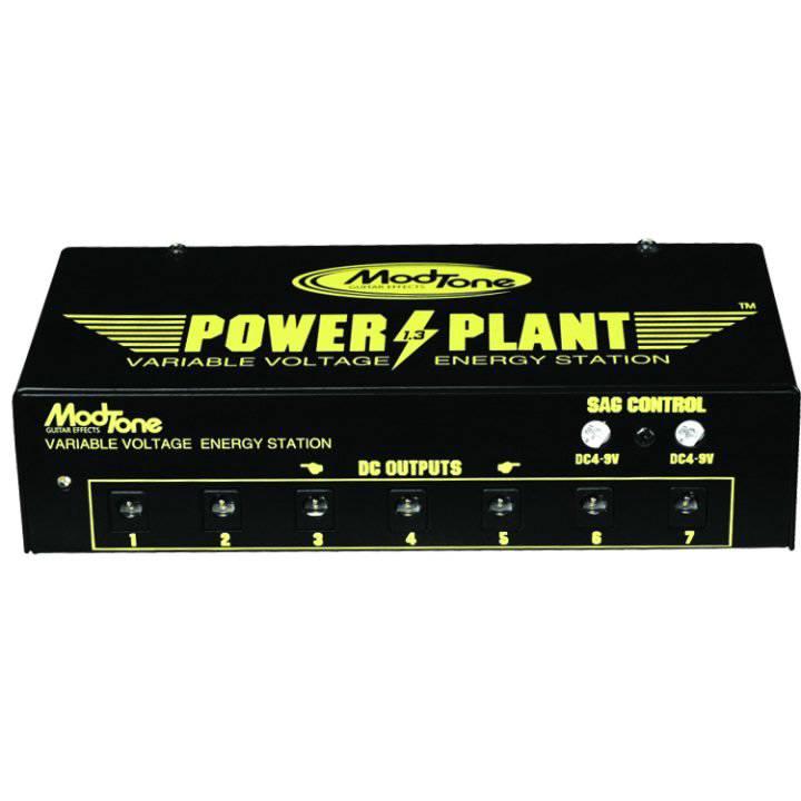 MT POWP Power Plant