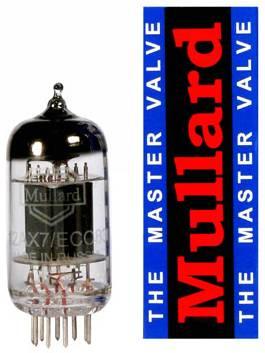 Mullard 12AX7 preamp tube
