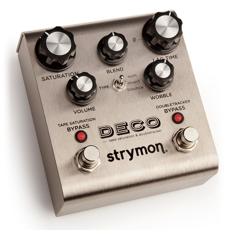Strymon DECO delay