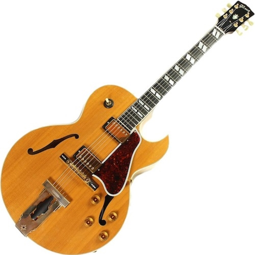 used 90's Gibson Custom L-4CES