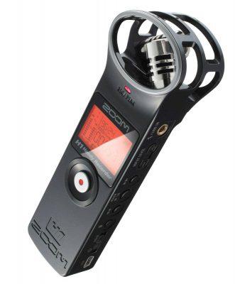 Zoom H1 V2 Recorder
